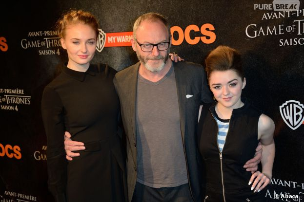Game of Thrones Season 4 premieres in Paris - Winter is ComingGame Of Thrones Cast Season 4