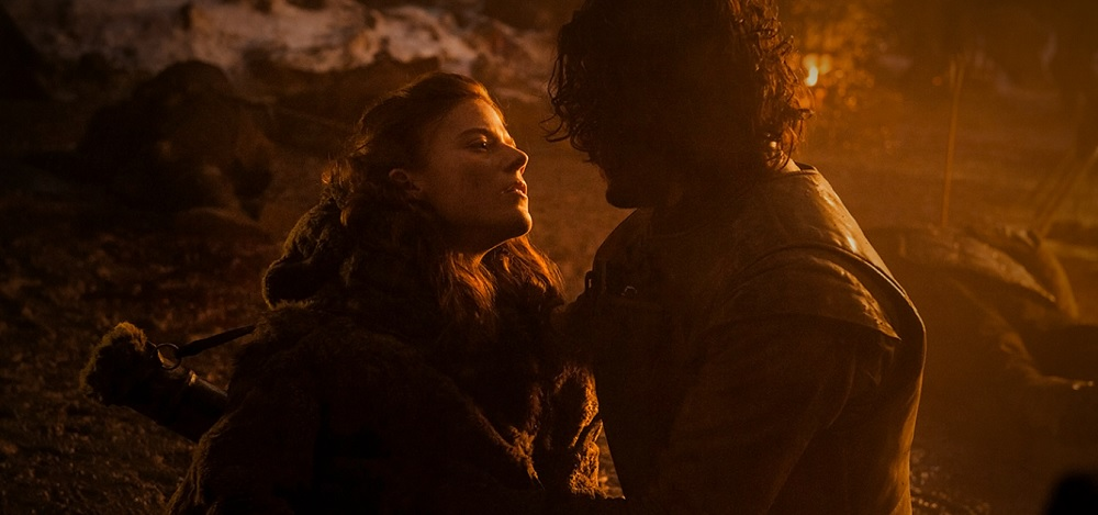 Ygritte Cave Scene | w...