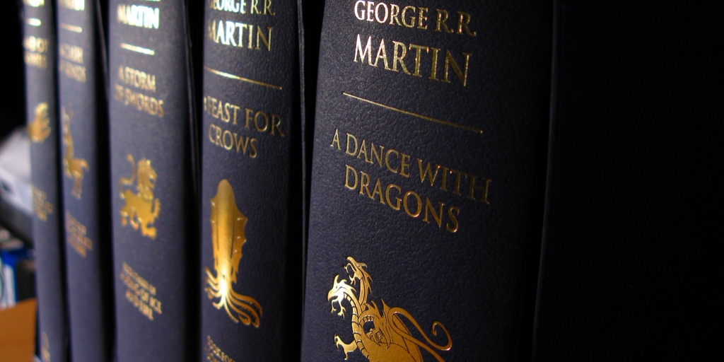 Is George R R  Martin justified in being against fanfiction?