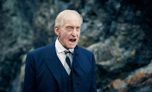 charles dance height