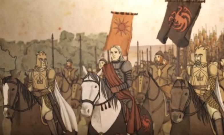 season 5 boxset video barristan the bold on roberts rebellion