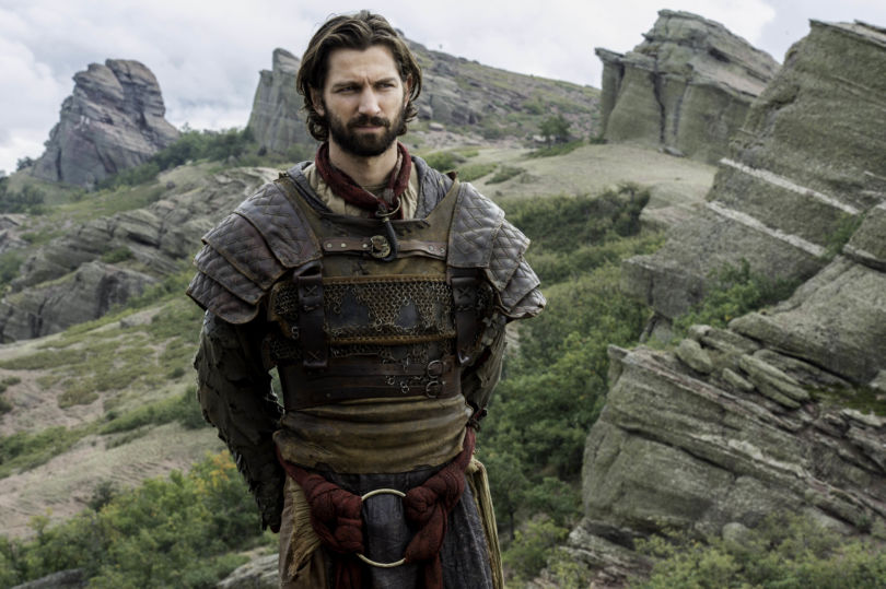 Michiel Huisman on whether Daario Naharis will return to ... Daario Naharis And Daenerys