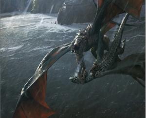 Dance of the Dragons 300x244 - اژدهایان از کجا آمده اند؟ نگاهی کوتاه بر تاریخ والریای قدیم