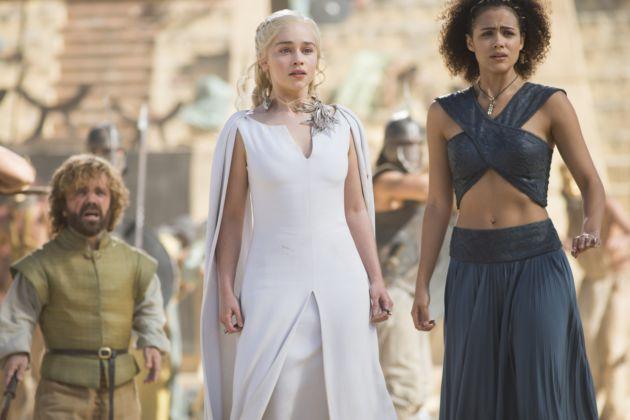 Khaleesi style dress affordable