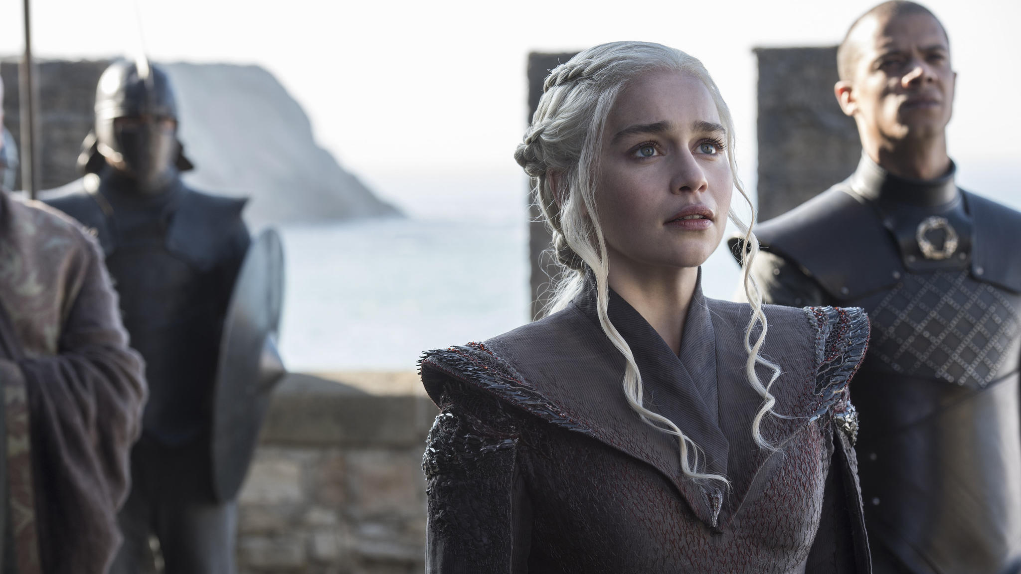 Check out three new character stills from game of thrones for Daenerys jewelry season 7