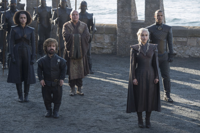 Game of Thrones Season 7 trailer is here!