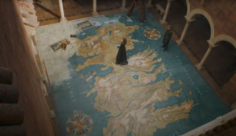 New Game of Thrones Season 7 Photos Tease Epic War Ahead