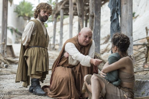 Kevin Also Blogs: Imping Ain't Easy—An Evening with Tyrion