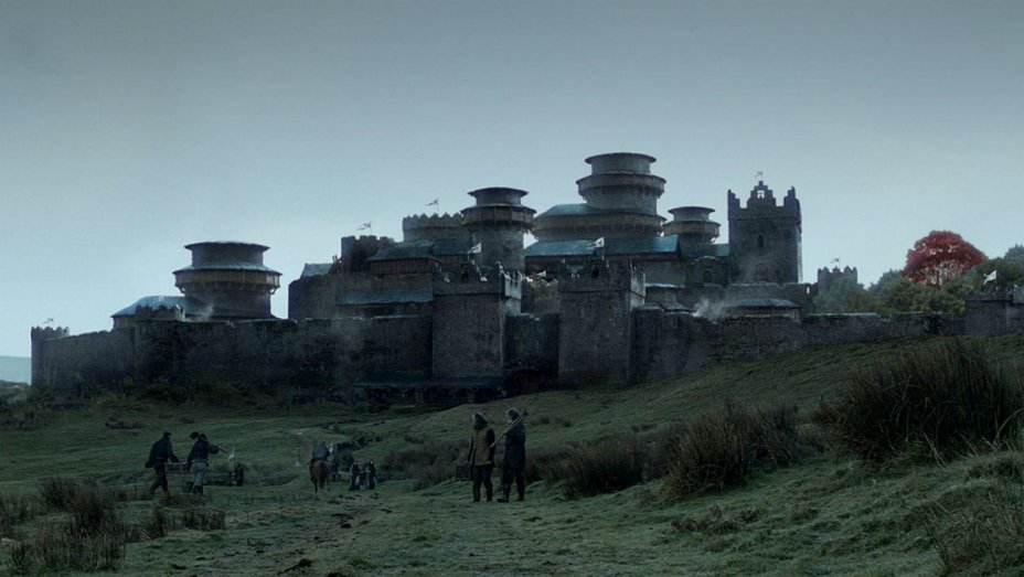 Season 8 filming: Shooting begins on the Winterfell set