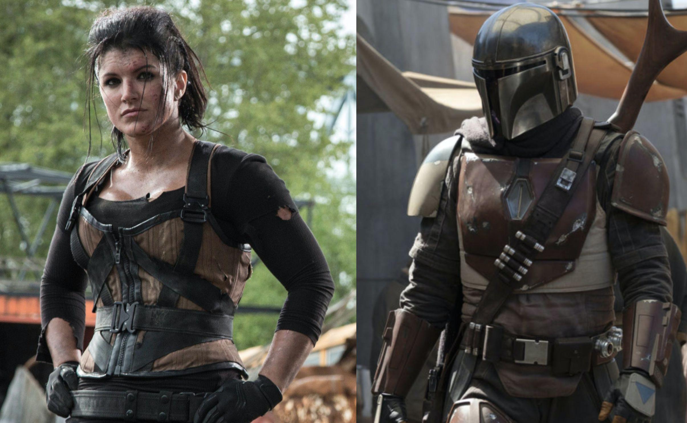 Deadpool star Gina Carano joins the cast of Disney's The Mandalorian