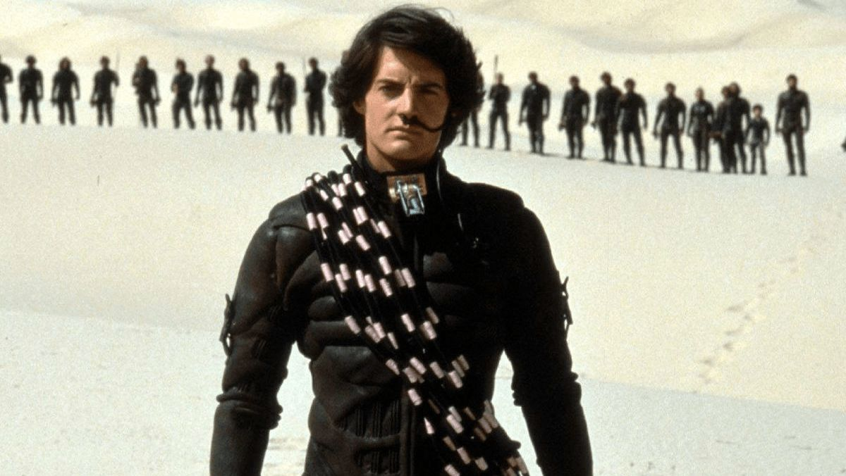 "J.R.R. Tolkien disliked Dune ""with some intensity"""