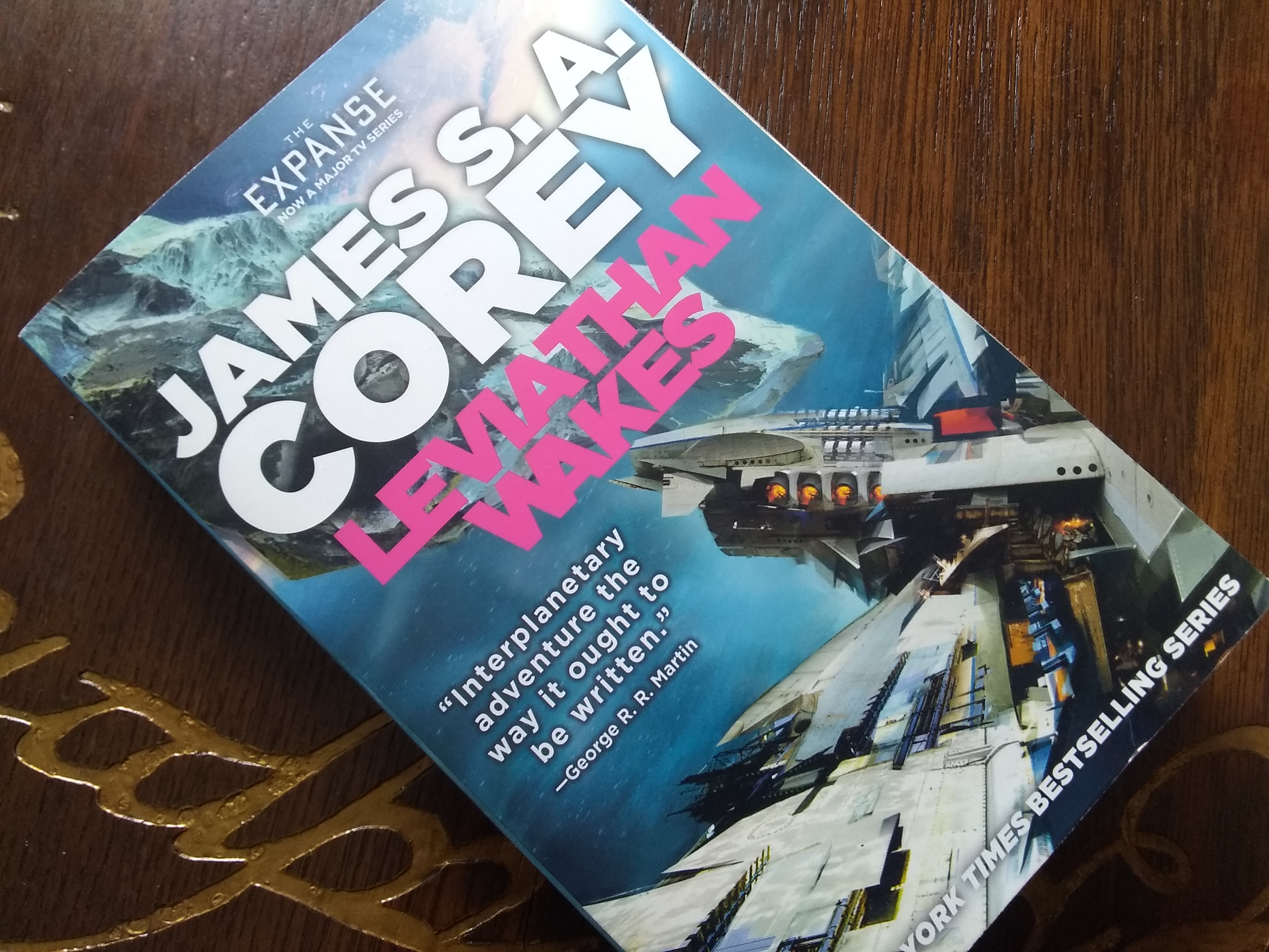 Leviathan Wakes: How The Expanse improves on its source material