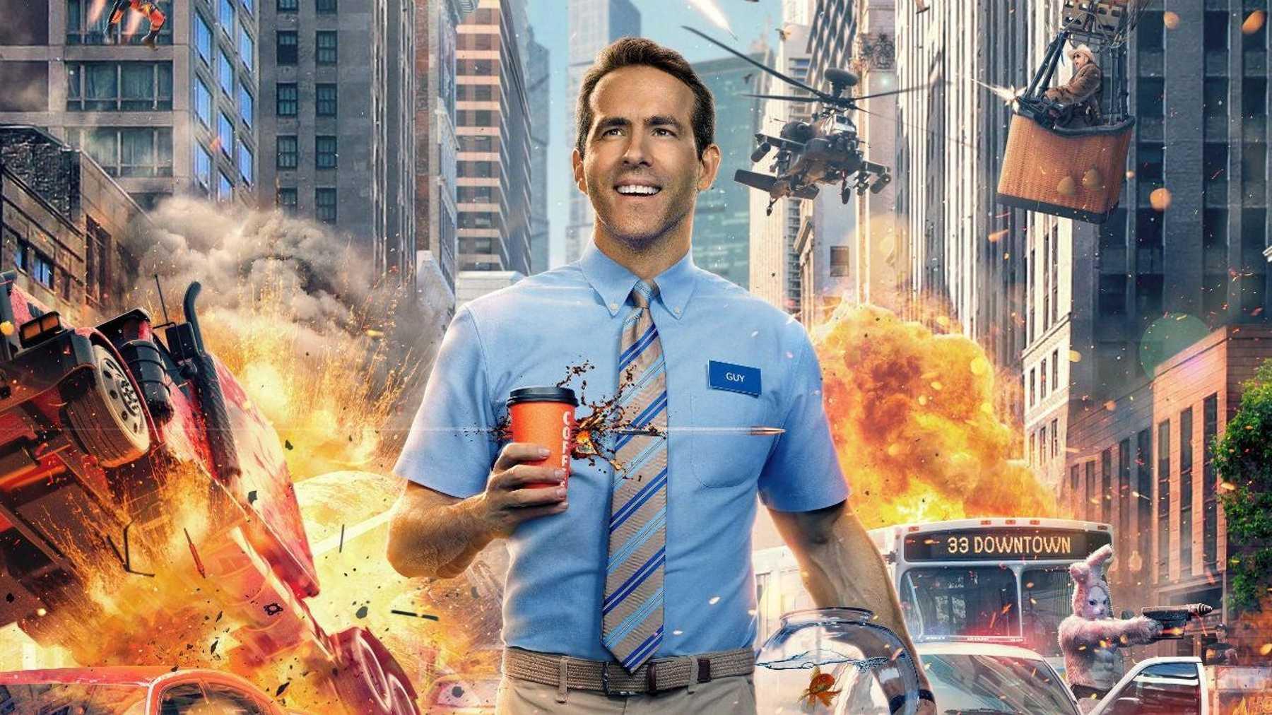 Disney pulls Ryan Reynolds' Free Guy from its schedule