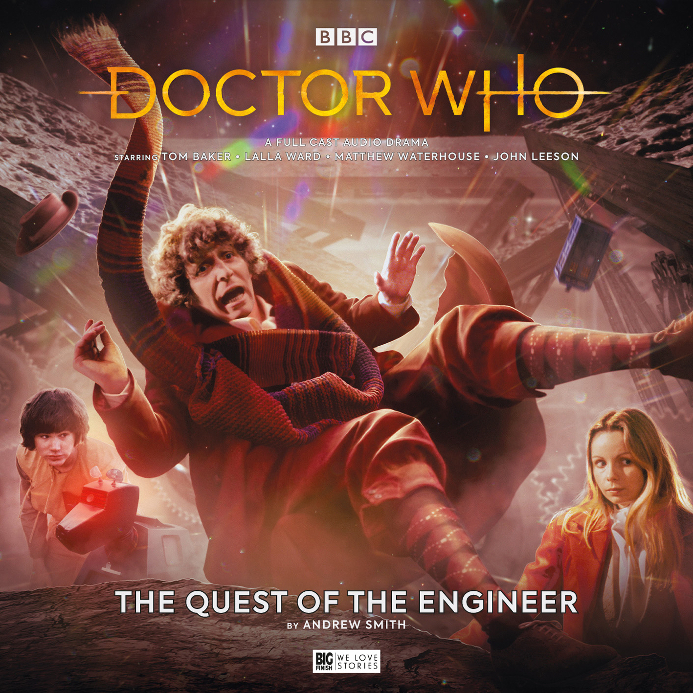 Doctor Who review: The Quest of the Engineer – An epic finale or a regular adventure?