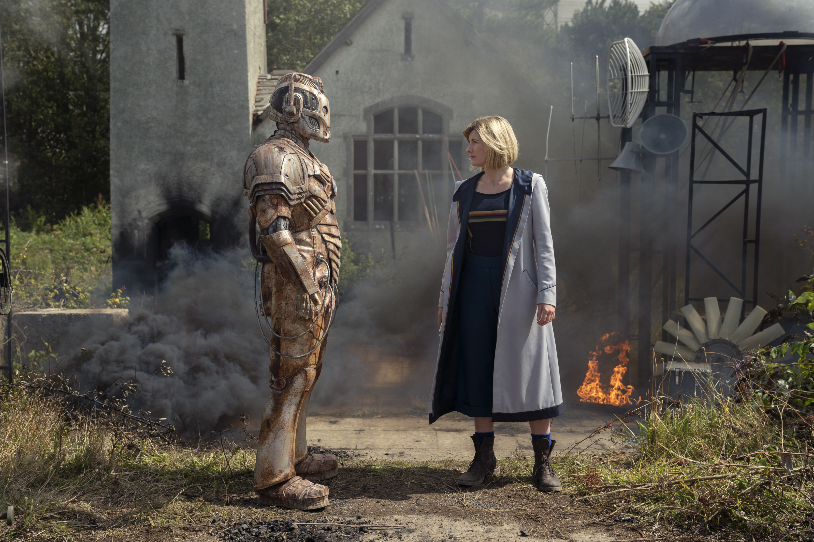 Doctor Who spoiler review: Ascension of the Cybermen kicks off the two-part finale