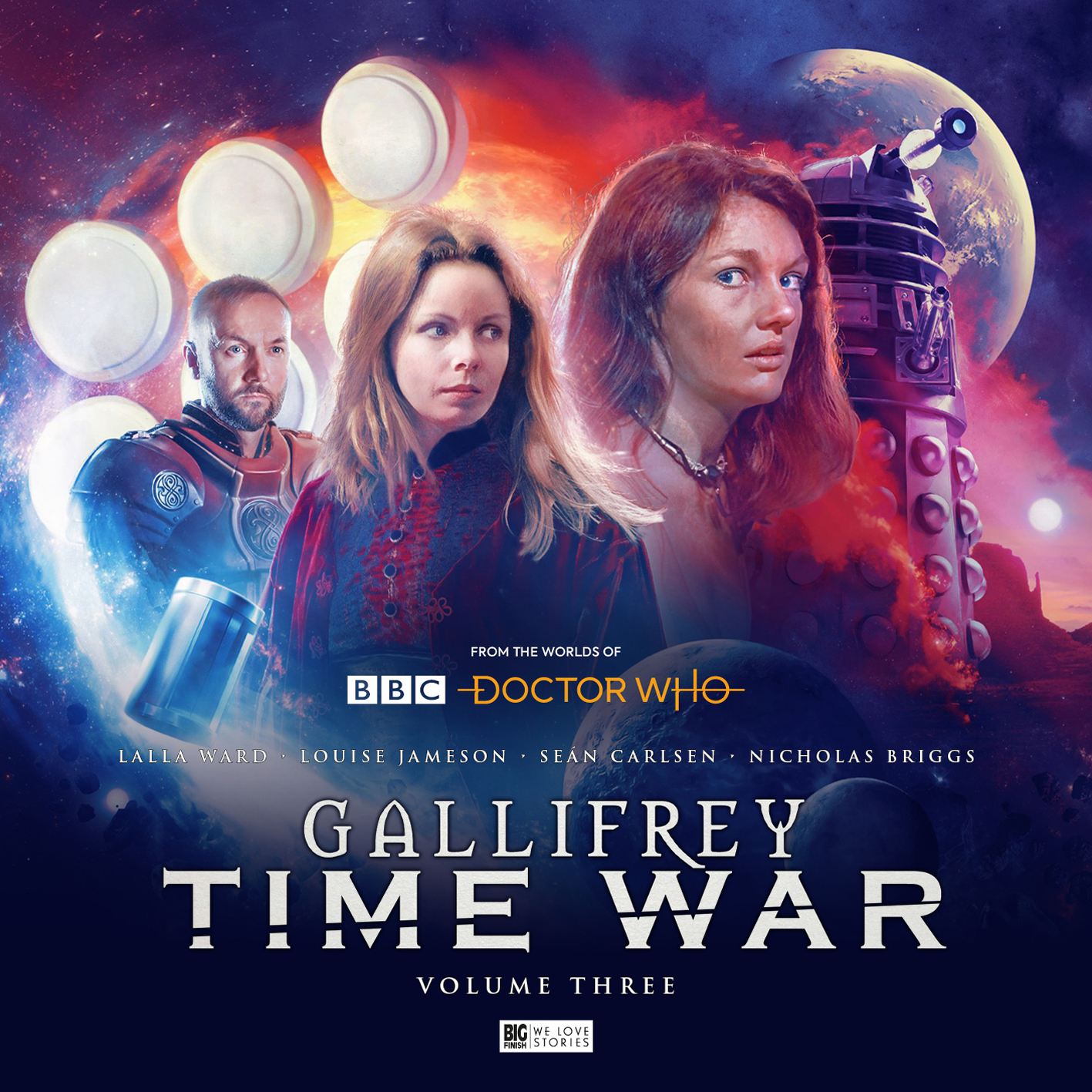 Doctor Who spin-off review: Gallifrey: Time War: Mother Tongue