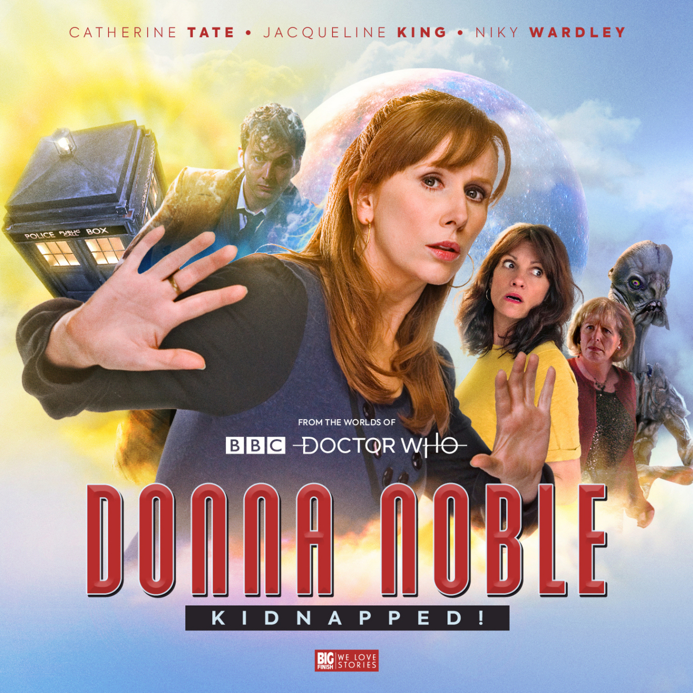 Doctor Who spin-off review: Donna Noble: Kidnapped! is a wonderful tribute to a much-loved companion