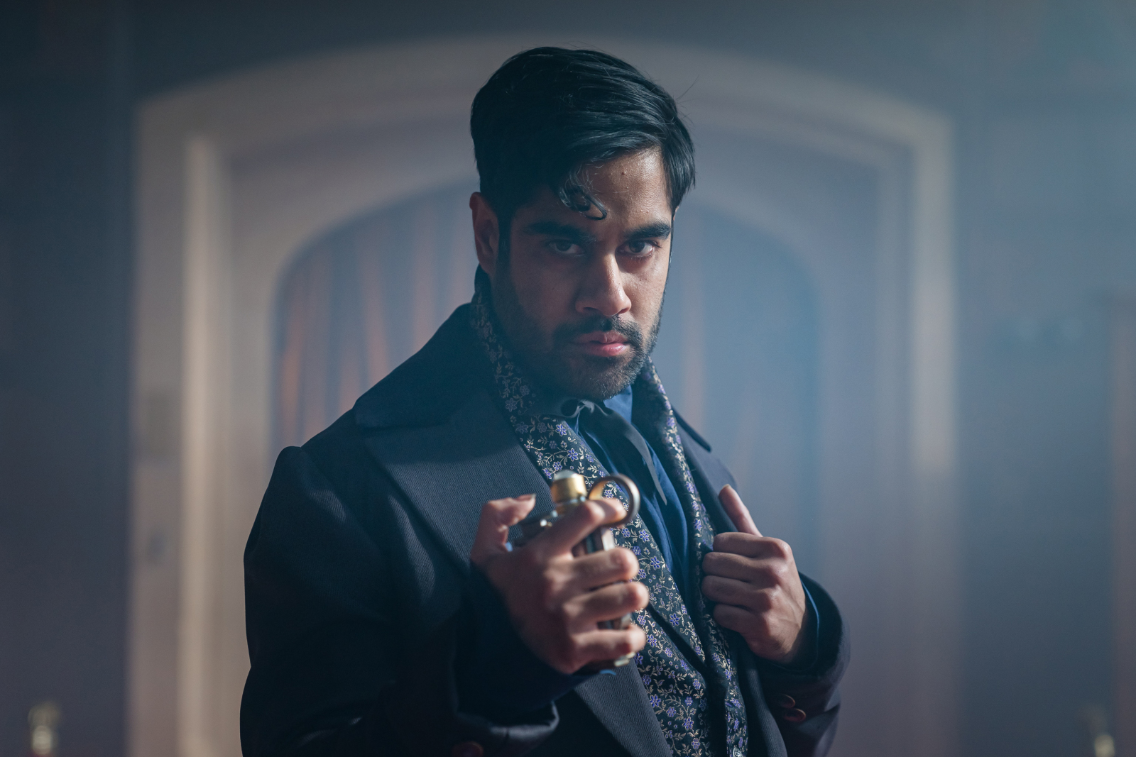 Doctor Who star Sacha Dhawan talks about playing the Master