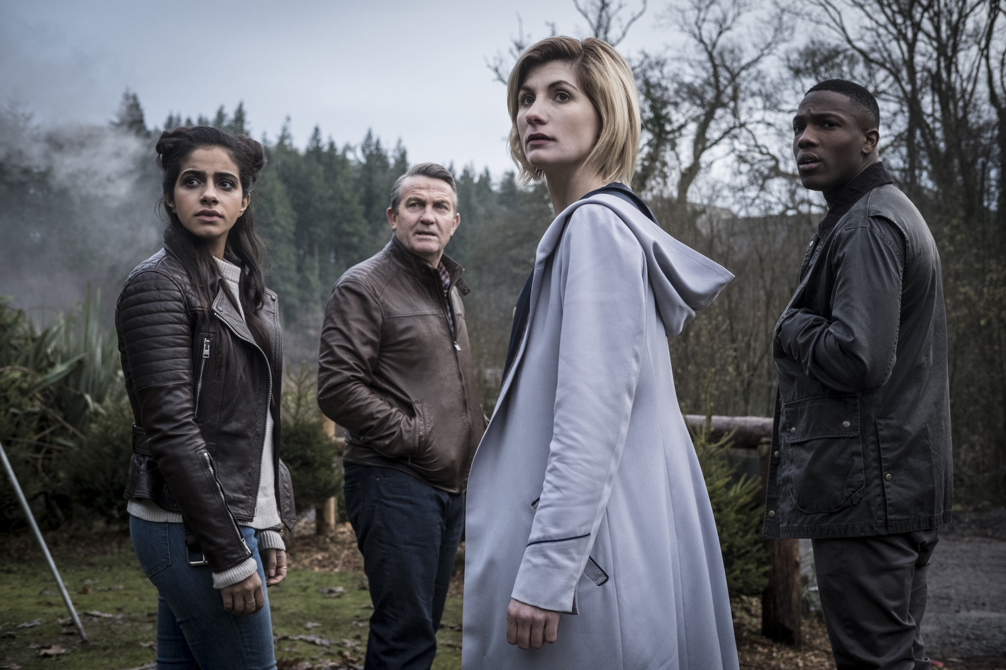 Doctor Who showrunner Chris Chibnall will be back for another season