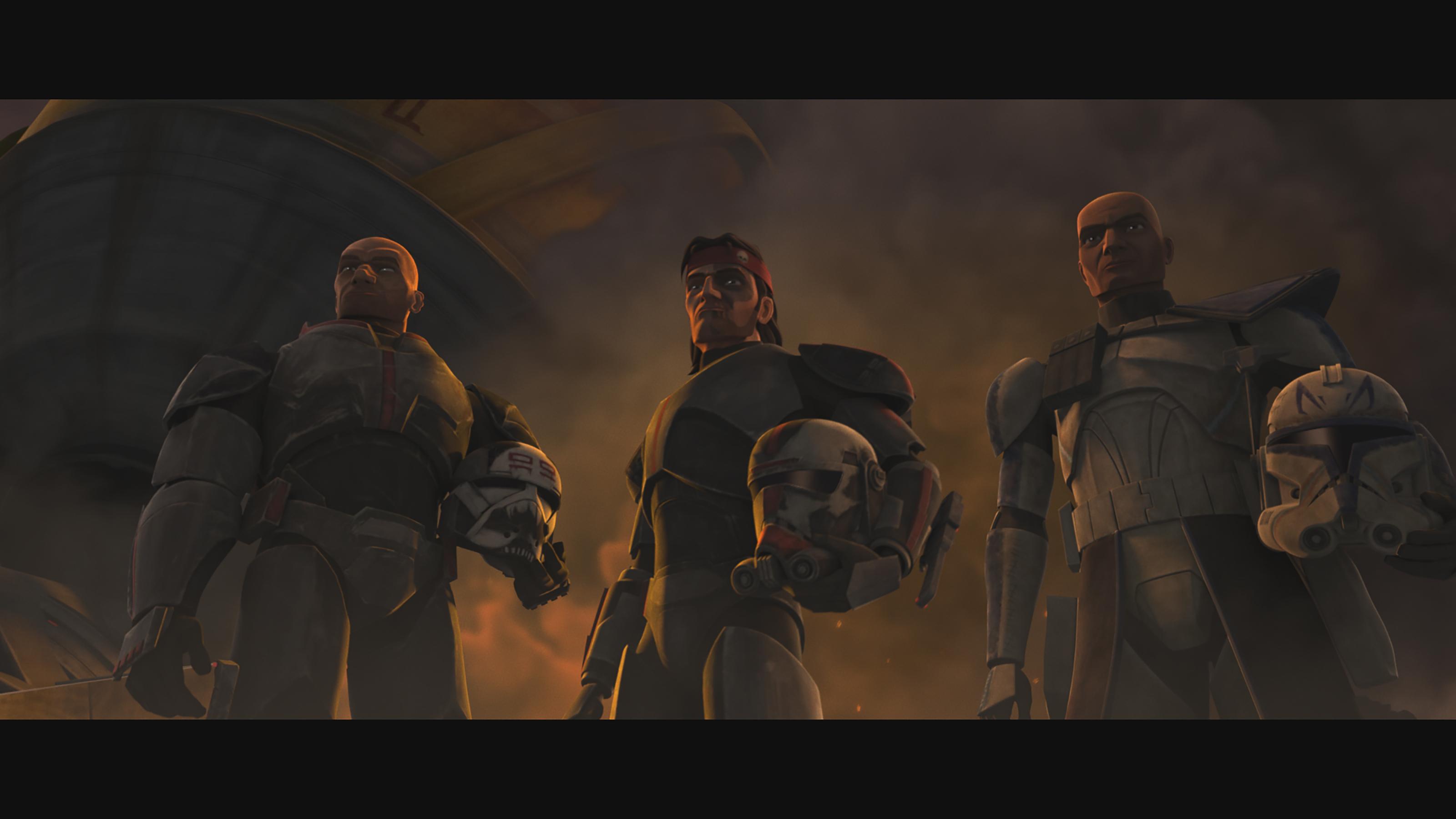 Wic Watches Season 7 Of Star Wars The Clone Wars