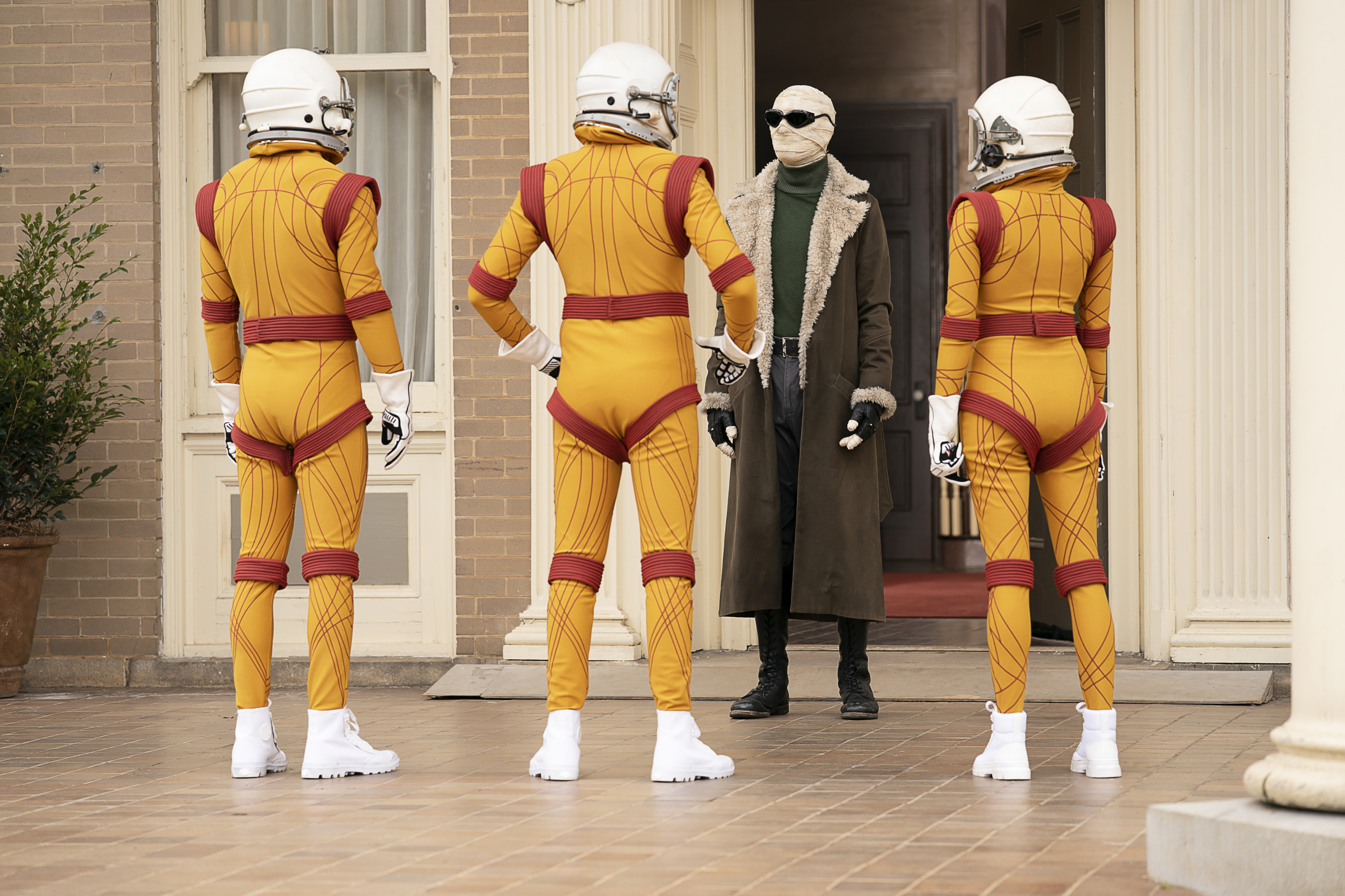 Review Doom Patrol Season 2 Episode 6 Space Patrol
