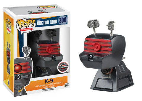 Doctor Who Funko Pop Figures Coming In February 2016