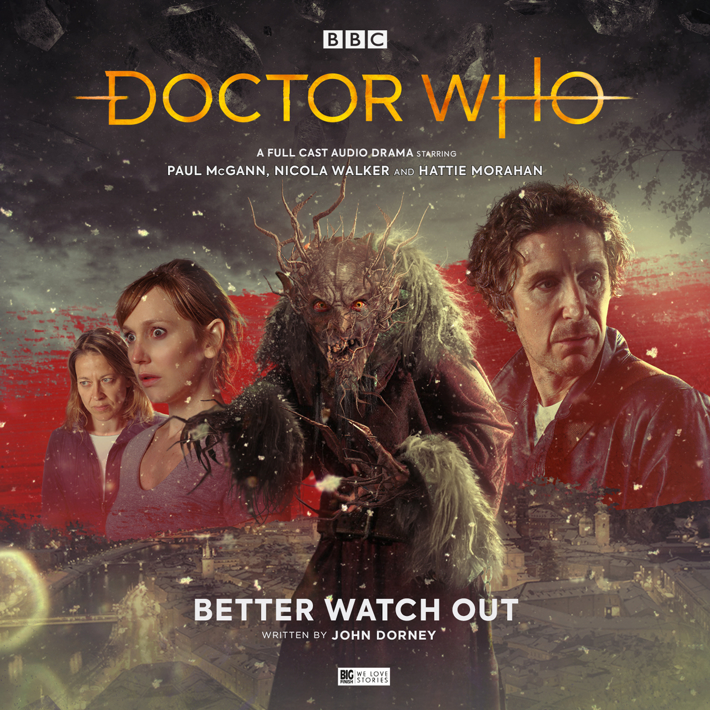 Doctor Who review: Ravenous 2 (Eighth Doctor audio) - Page 2
