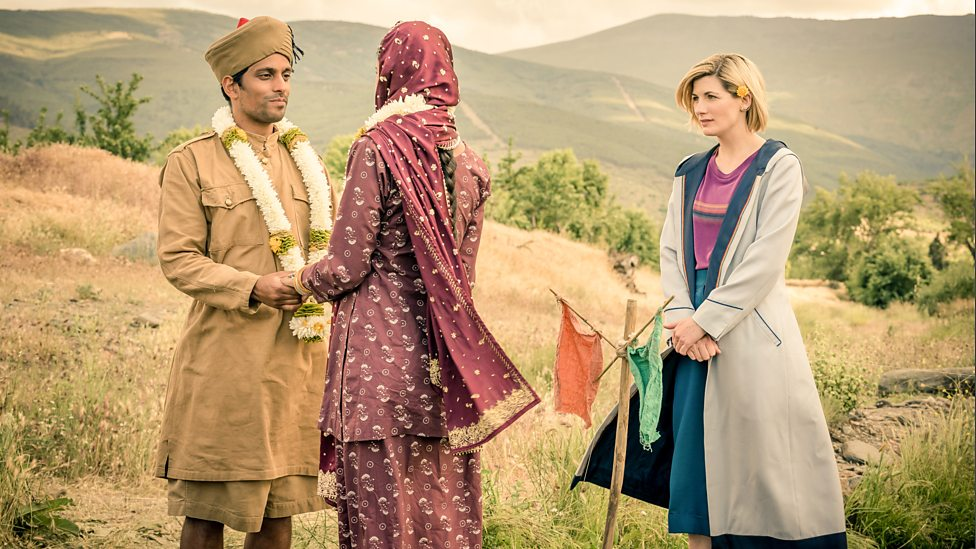 Doctor Who: Demons of the Punjab review - a strong historical story ...