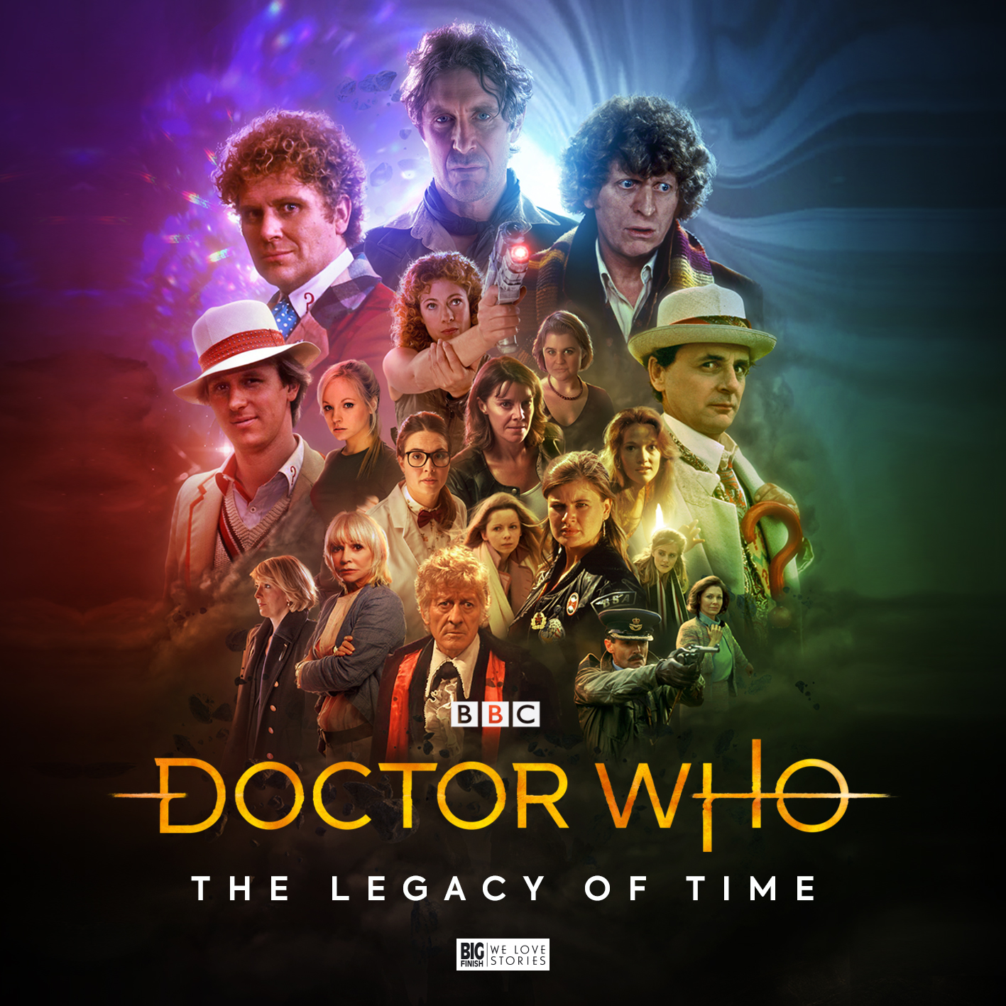 Dr Who Christmas Special 2019.Doctor Who The Fifth Doctor Will Meet His Daughter Jenny In