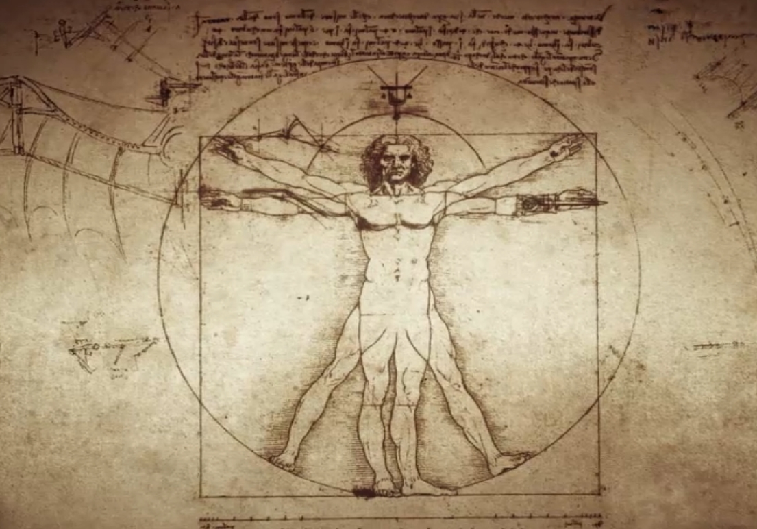 What Is The Significance Of The Vitruvian Man On Westworld