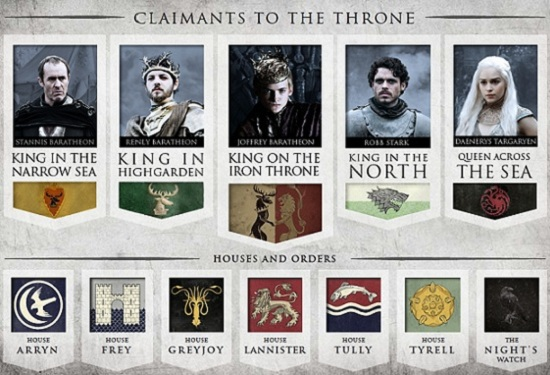Exploring the hbo viewers guide winter is coming the viewers guide provides interactive maps of the shows expanding world a guide to the houses and an appendix which details the history culture gumiabroncs Images