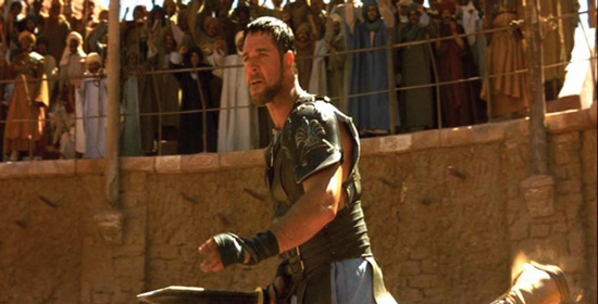 gladiator film review essays Free essay: a review of gladiator hail caesar, and the return of the roman empire from quo vadis to spartacus, hollywood has enjoyed.