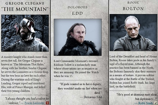 Exploring the hbo viewers guide winter is coming exploring the hbo viewers guide gumiabroncs Gallery