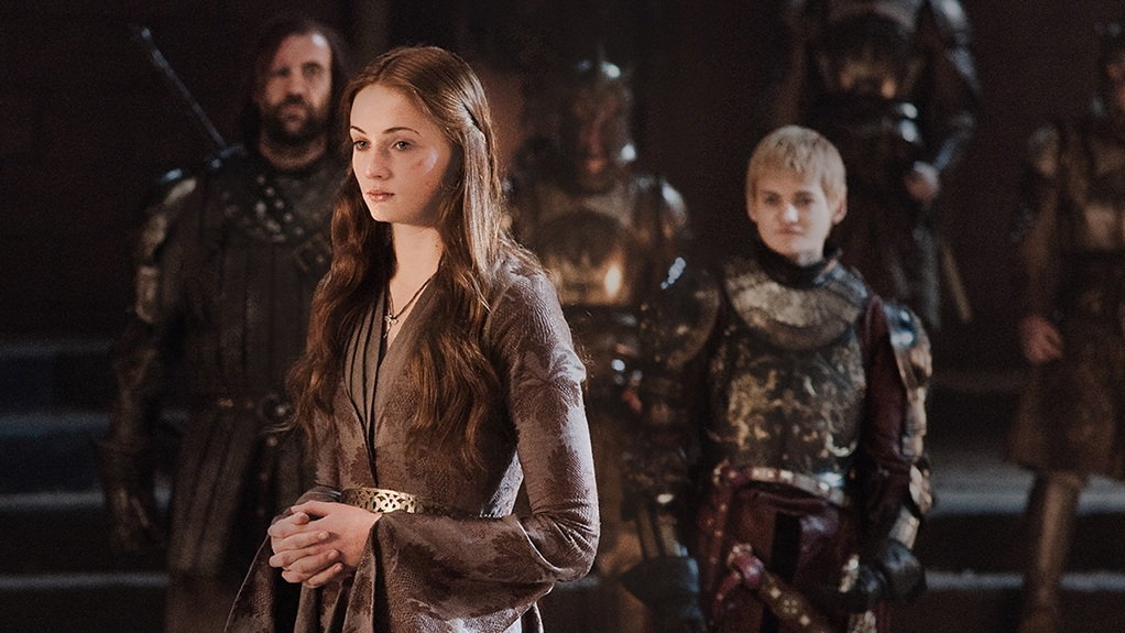 On the Rape of Sansa Stark and Quitting Game of Thrones