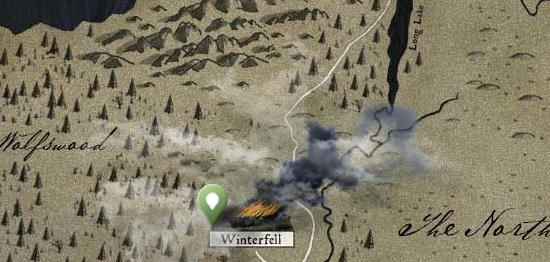 Exploring the updated hbo viewers guide winter is coming like season 2s guide the maps can be viewed according to each episode so you can get a sense of scale in the game of thrones world the map includes the gumiabroncs Images