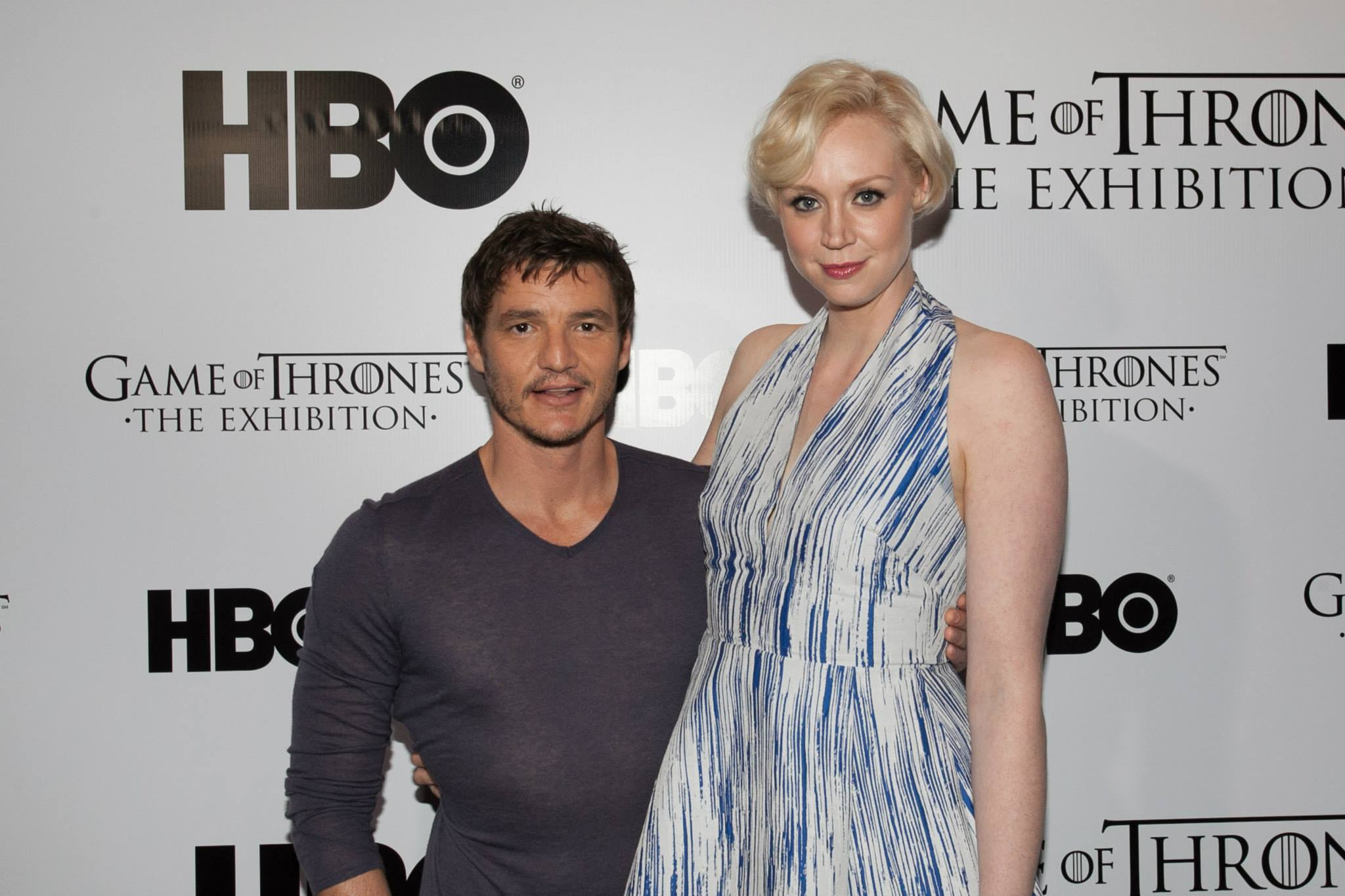 Game of Thrones cast members promote Season 4 in Brazil ...Game Of Thrones Cast Season 4