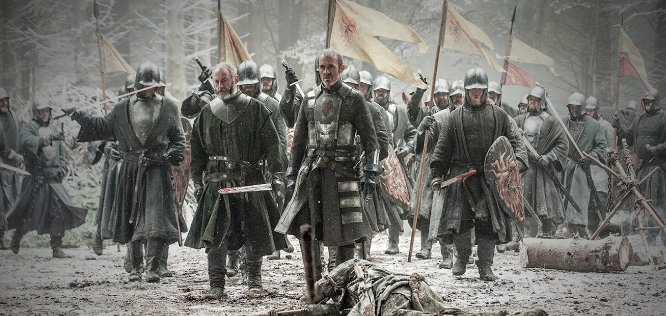 Player of Thrones: King Stannis Baratheon (The Lord of ...