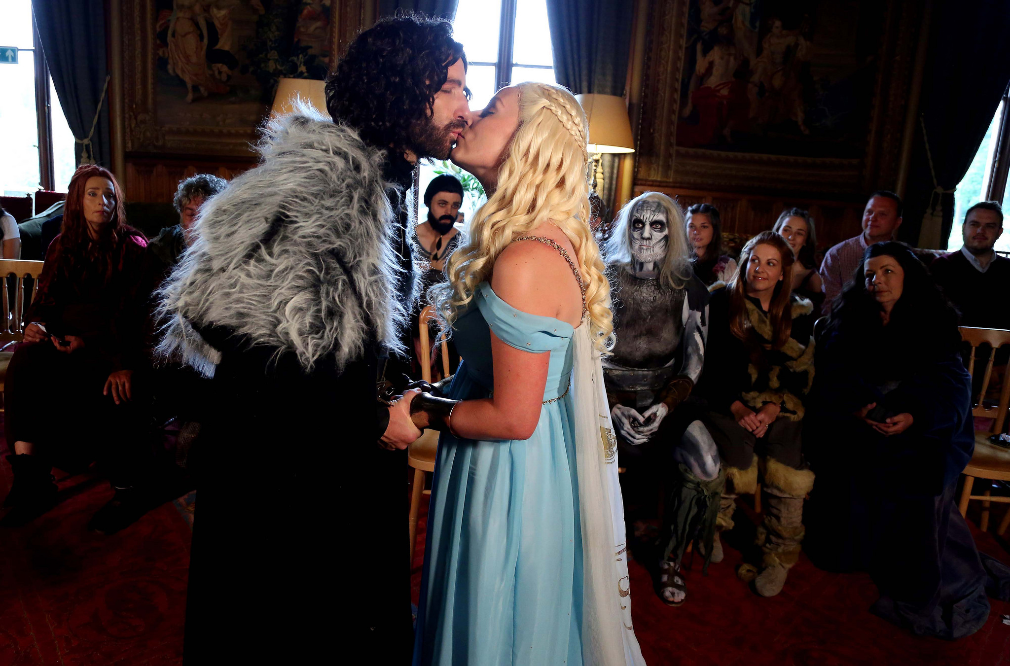 Game of thrones wedding ceremony vows