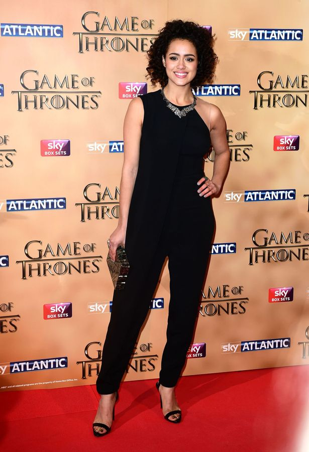 Game Of Thrones Red Carpet Premiere Video And Pictures
