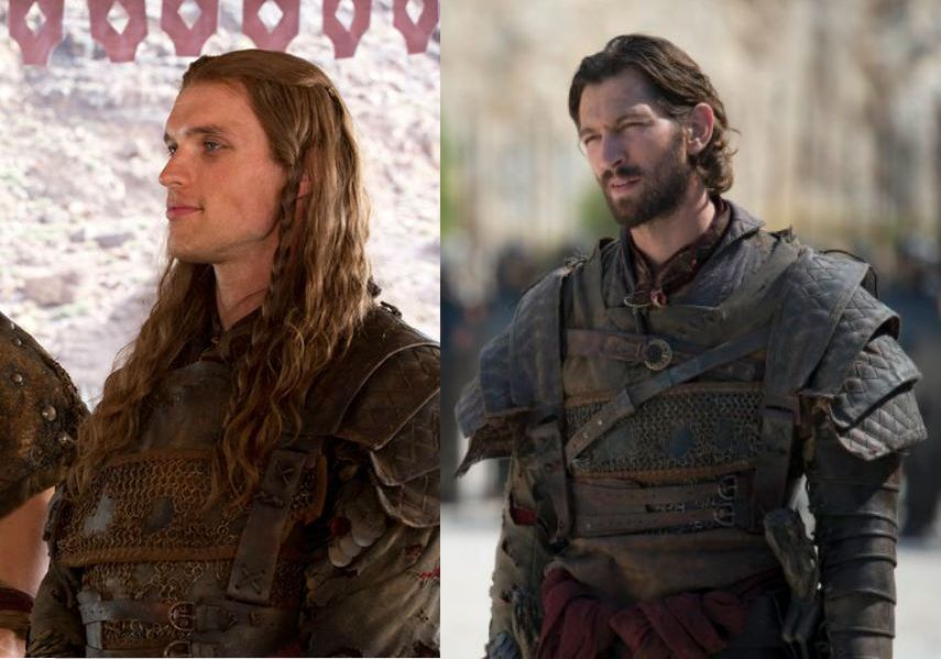 Ed Skrein talks about leaving the role of Daario Naharis ... Daario Naharis Ed Skrein