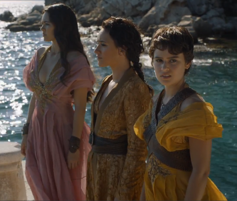 the 25 best looks from game of thrones season 5 page 3