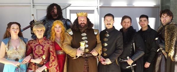 The Best Game Of Thrones Cosplay At Sdcc 2015