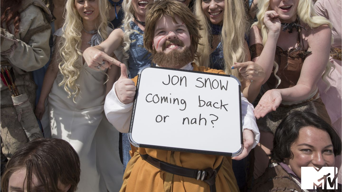 Sexy game of thrones cosplay
