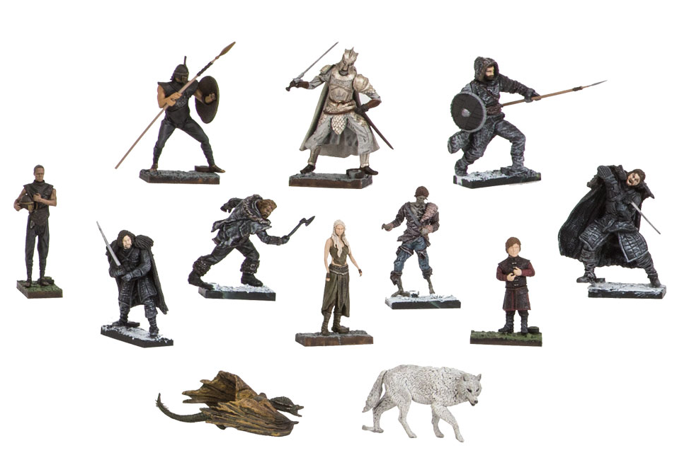 Game Of Thrones Toys : Game of thrones holiday gifts mcfarlane construction sets
