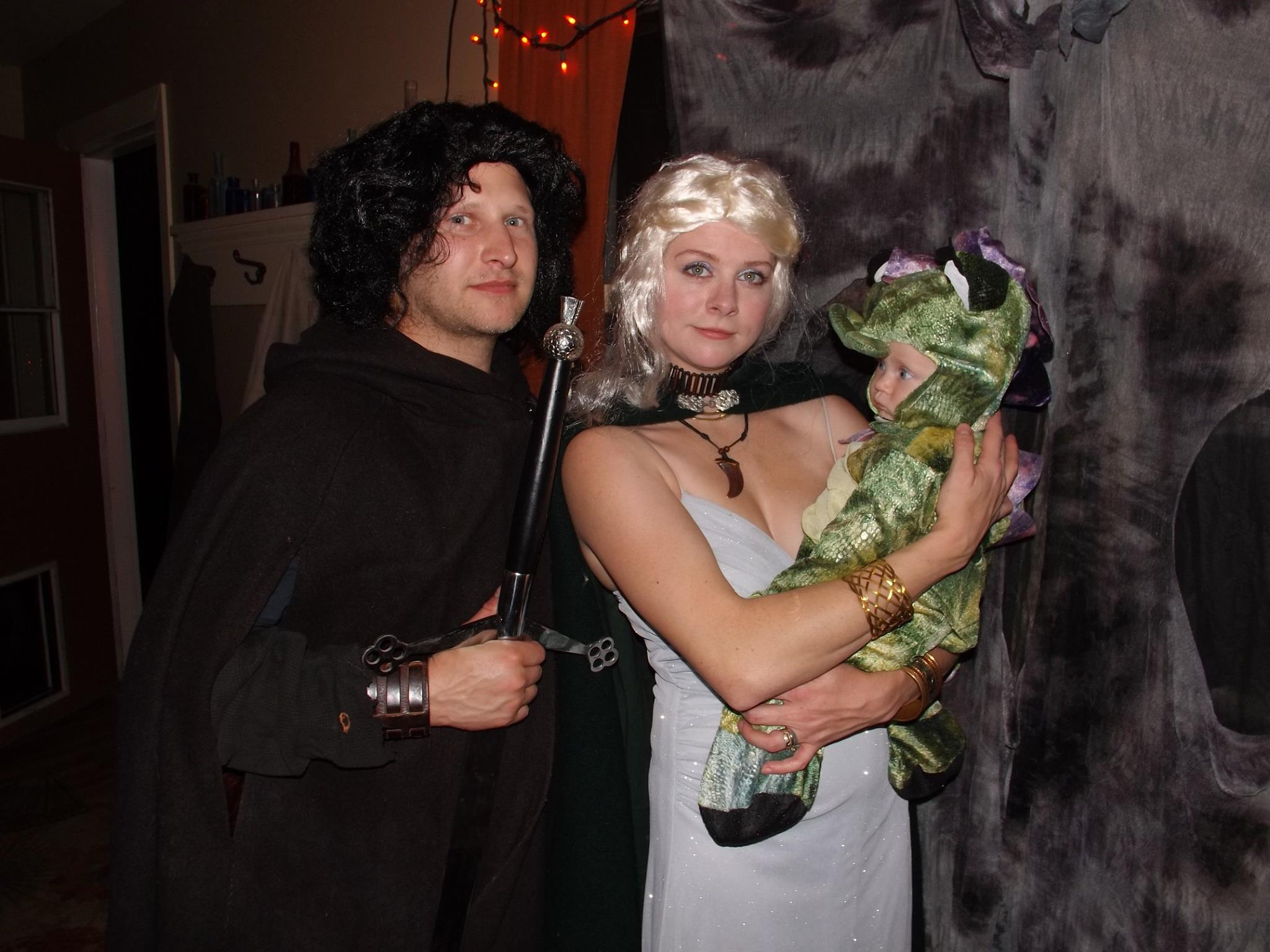 check out our game of thrones halloween costume contest entries