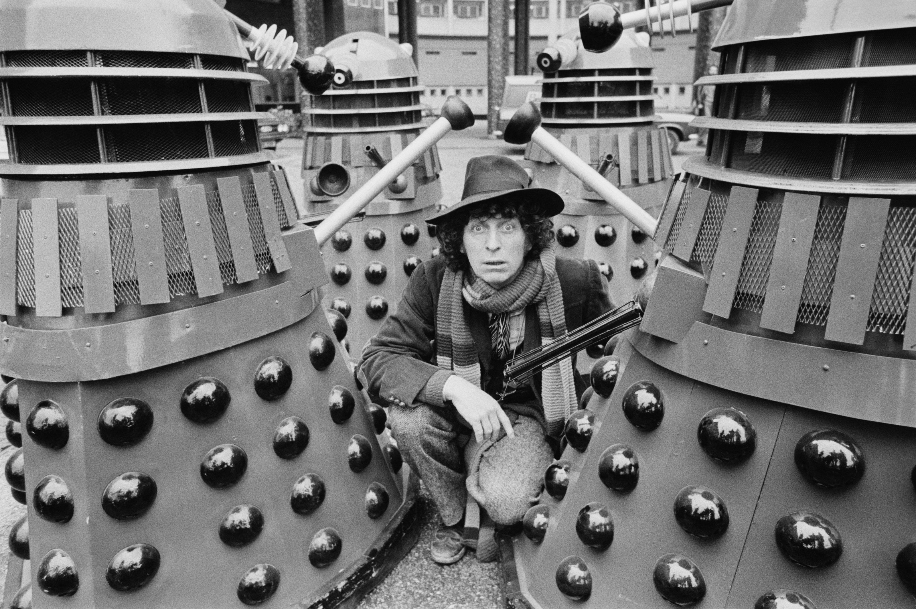Doctor Who and continuity: Did it always matter?