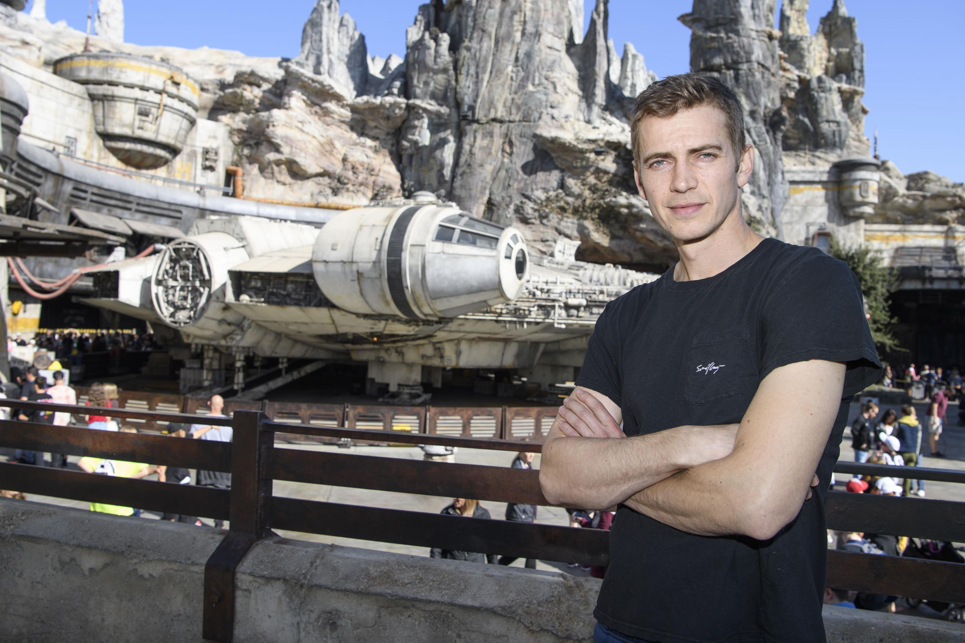 Rumorville Hayden Christensen Has A Cameo In The Rise Of Skywalker