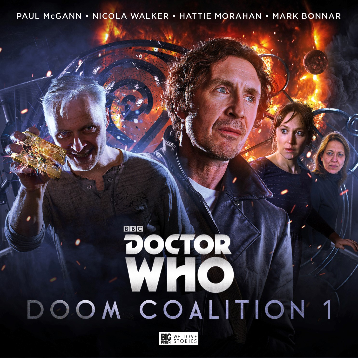 Doctor Who Eighth Doctor Adventure The Eleven Is Free To Download